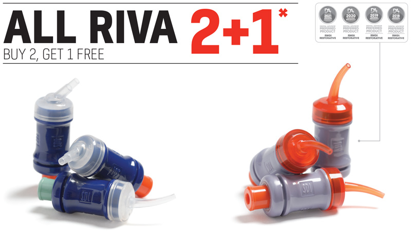 All Riva buy 2 get 1 free