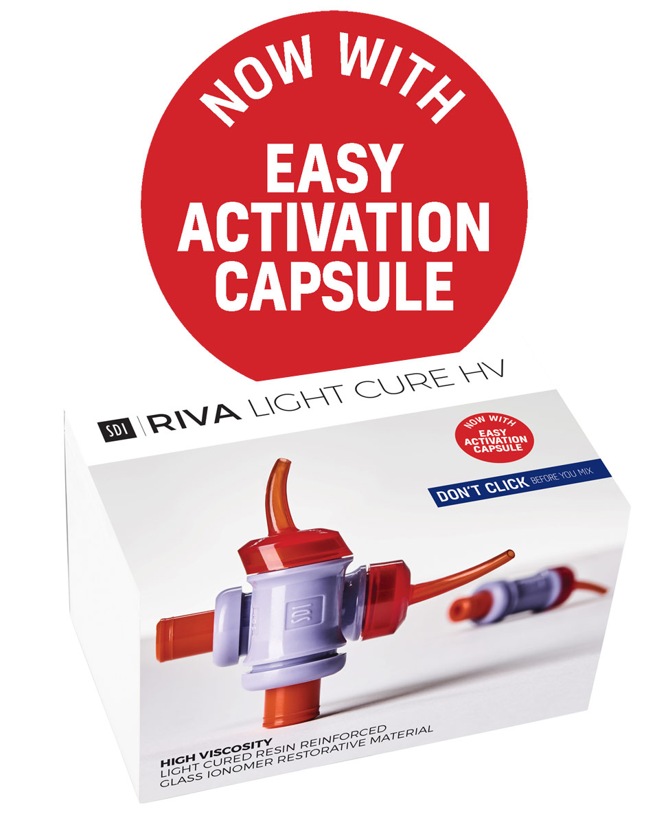 Riva Easy Activation Capsule